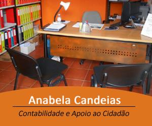 Visite Anabela Candeias: Contabilidade e Apoio ao Cidadão.