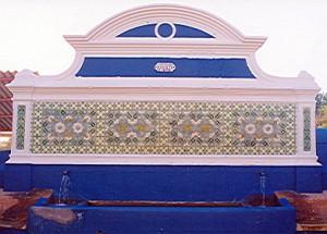 Fonte e lavadouro da Bica (Alvalade)