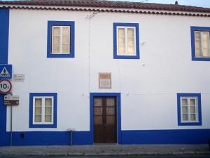 Antigos Paços do concelho de Alvalade