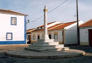 Pelourinho manuelino (Alvalade)