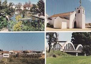 Primeiro postal de Alvalade (autoria e iniciativa de José Raposo Nobre)